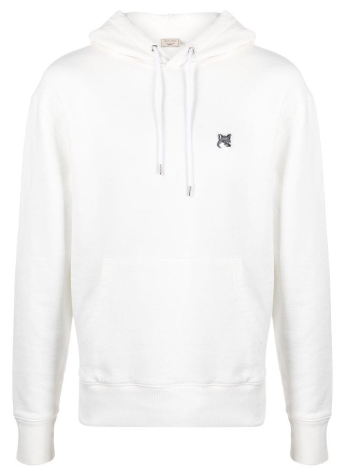 GREY FOX HEAD PATCH CLASSIC HOODIE