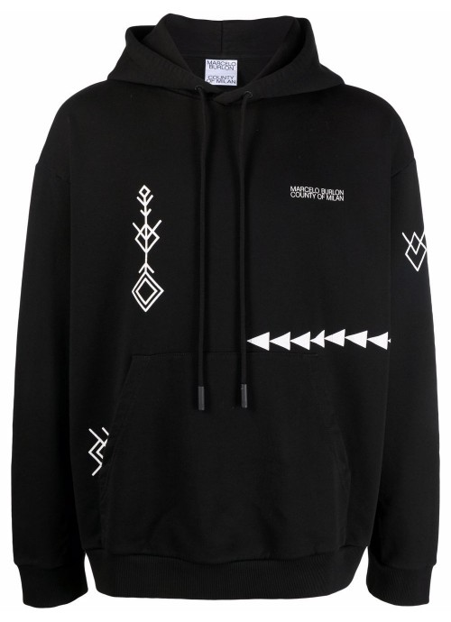 ALL OVER FOLK OVER HOODIE