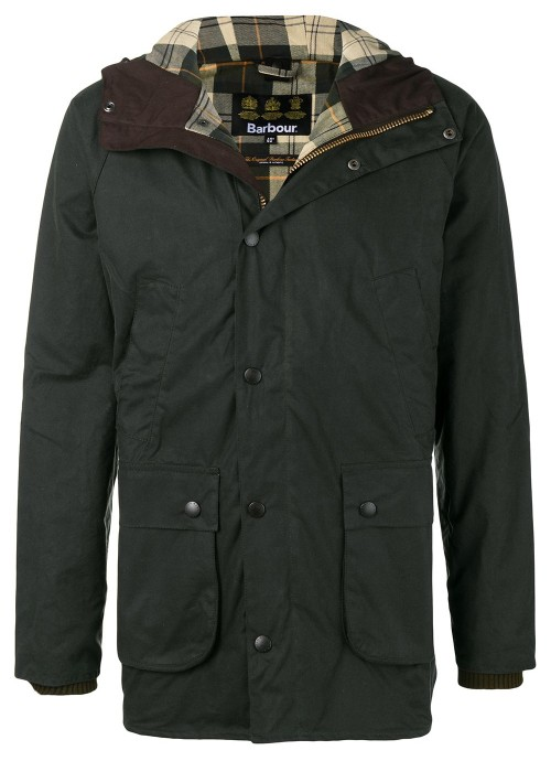 BEDALE HOODED